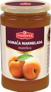 Marmelada domača Podravka marelična, 440g