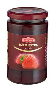 Džem extra jagoda, 430g