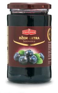 Džem extra borovnica, 430g