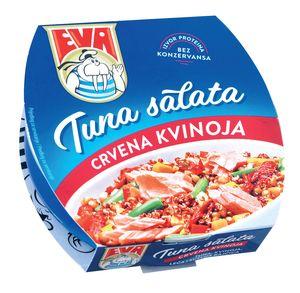 Solata Eva tuna, rdeča kvinoja, 160g