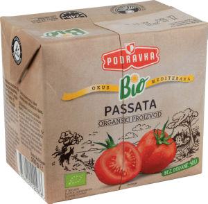 Paradižnik Bio pasiran, 500g
