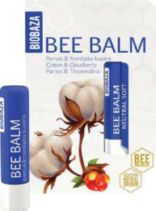 Balzam Biobaza Bee balm, Natural soft