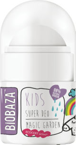 Dezodorant Biobaza, Kids, Magic garden, 30ml