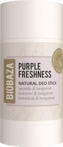 Deo.stick Biobaza, moški, Purple freshness, 50ml