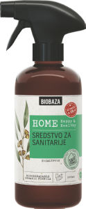 Čistilo Biobaza Home za sanitarije, 500ml