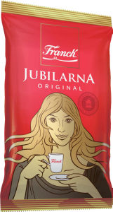 Kava Franck Jubilarna, mleta, 100g