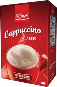 Cappuccino Franc, classic, 112g