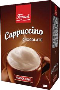 Cappuccino Franck, čokolada, 144g