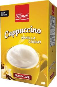 Cappuccino Franck, vanilija, 148g