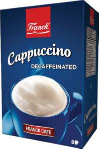 Cappuccino Franck, classic, brez kofeina, 112g