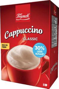 Cappuccino Franck,classic, z manj sladkorja, 112g