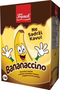 Cappuccino Bananaccino, Franck 160g