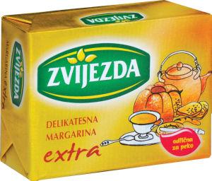 Margarina Zvijezda, extra, 250g