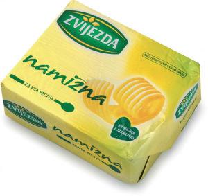 Margarina Zvijezda, namizna, 250 g