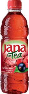 Ledeni čaj Jana, gozdni sadeži, 0,5l