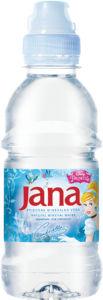Mineralna voda Jana, junior, 0,25l