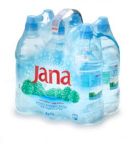 Mineralna voda Jana, negazirana, 1l