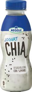 Jogurt Meggle chia natur, 330g