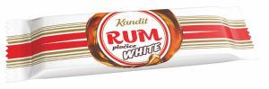 Desert Rum ploščice white, 48g