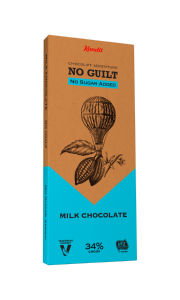 Čokolada Kamdi ml., brez dod.sladkorja, 80g