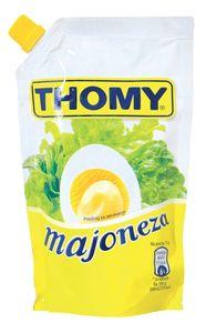 Majoneza Thomy, dozirna vrečka, 263g