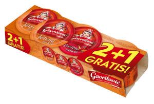 Pašteta jeterna, 2+1 pikant gratis, 300 g