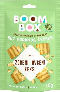 Keksi Boom Box ovseni, original, 50 g