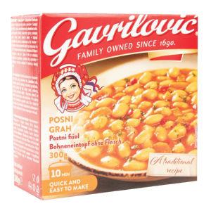 Fižol postni Gavrilovič, 300 g