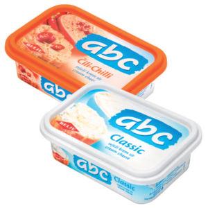 Sveži kremni sir ABC, 100g, več okusov