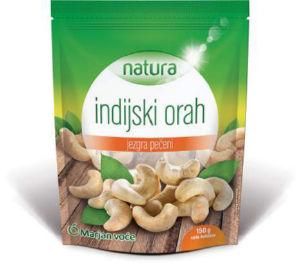 Indijski oreščki, praženi, 150g
