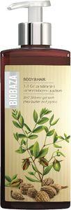 Tuš gel Biobaza, B&H, 3v1, jojoba,shea, 400ml