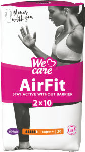 Higienski vložki Violeta, Air fit super+, 20/1