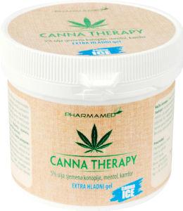 Gel Canna therapy, ekstra hladni, 250ml