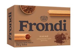Napolitanke Frondi maxi, kakao, 250g