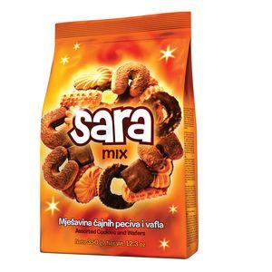 Keksi Sara, mix, 350g