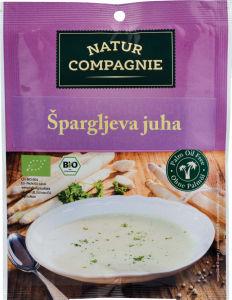 Juha Bio Špargljeva kremna, 40g