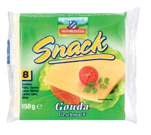 Sir Gauda snack, lističi, 150g
