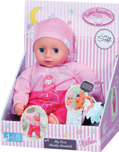 Igrača Zapf dojenček baby Annabell, 30cm