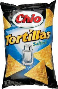 Tortilia Chio original, 200 g + 100 g gratis