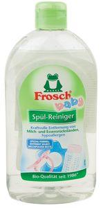 Čistilo Frosch baby za otroške stekleničke, 500ml
