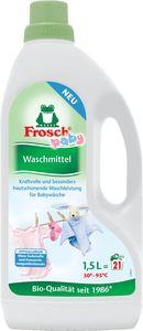 Detergent Frosch za perilo baby, tekoče, 1,5l