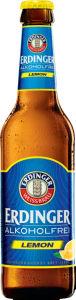 Pivo Erdinger, brezalkohola, limona, 0,33 l