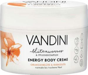Krema Vandini, Energy za telo, 200ml
