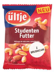 Študentska hrana z brusnicami, 150 g
