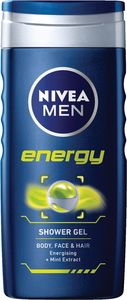 Tuš gel Nivea, for men, energy, 250ml