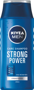 Šampon Nivea, moški, Feel strong, 250ml