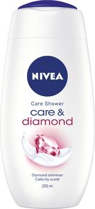 Tuš gel Nivea, Diamond touch, 250ml