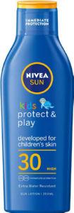 Mleko Nivea Sun, Kids, F30, 200ml