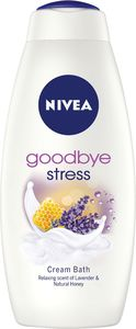 Kopel Nivea, peneča, Goodbye stress, 750ml