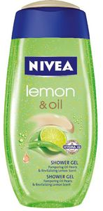 Tuš gel Nivea Lemongrass&Oil, 250ml